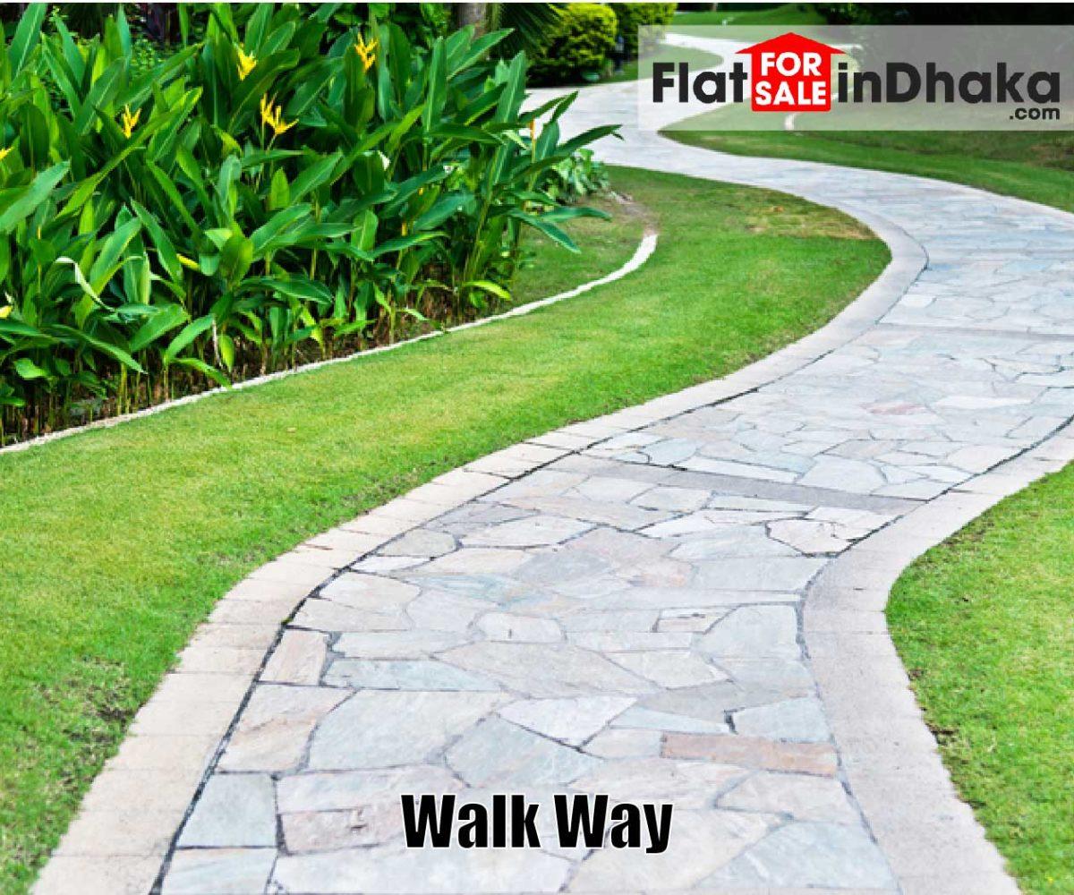 Walk Way, Flat Sale in Mirpur