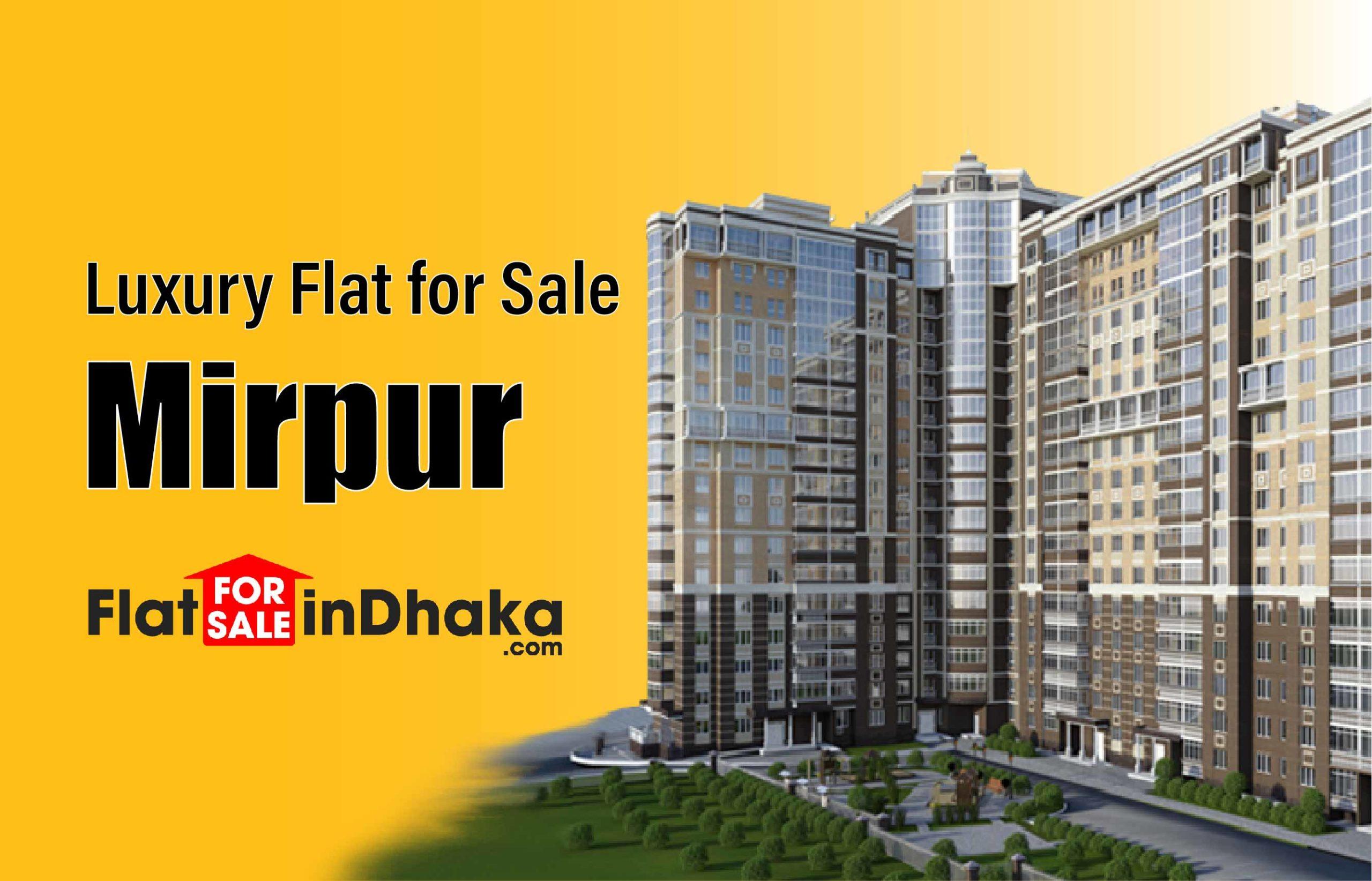 Flat Sale In Mirpur