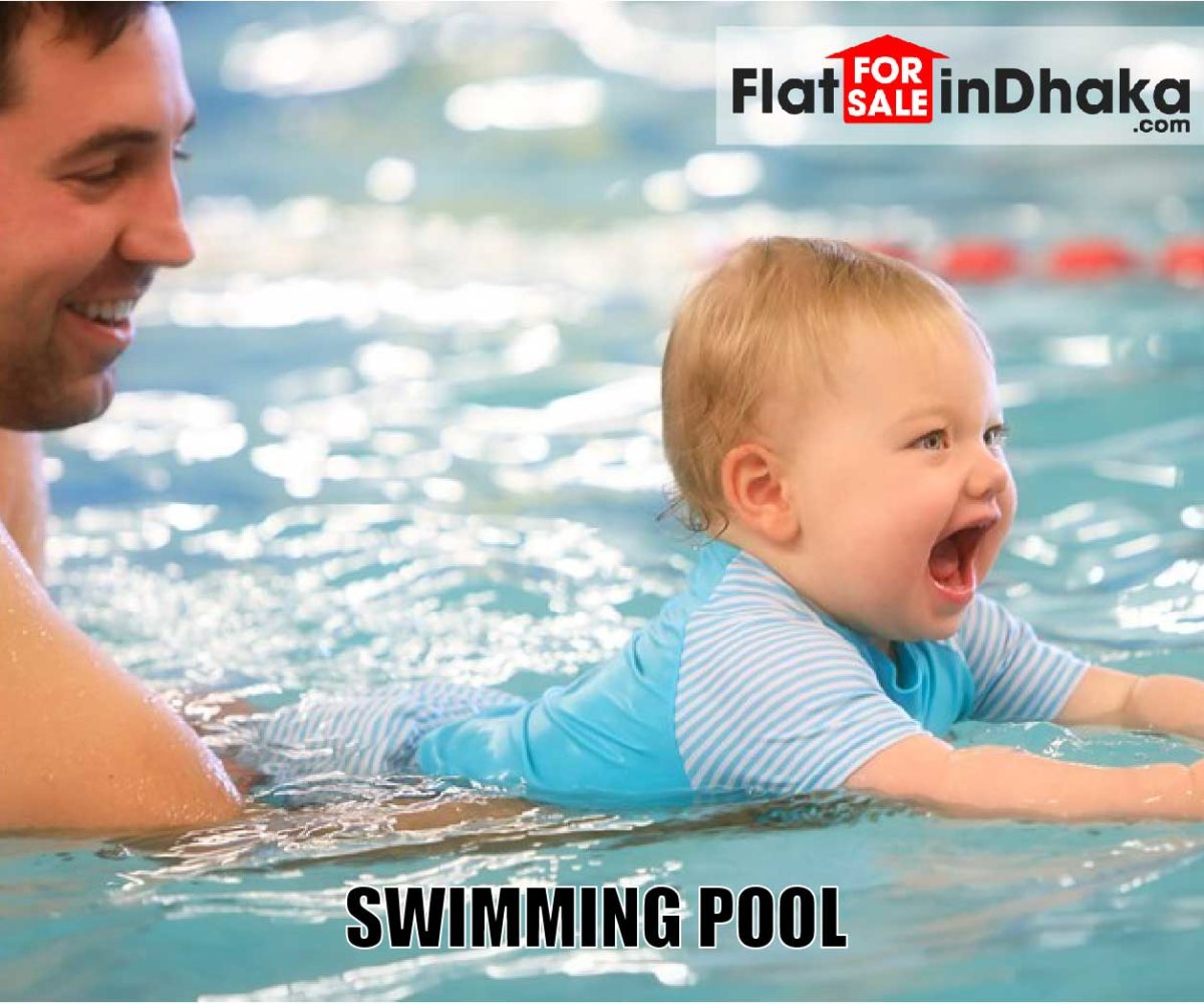 Swimming Pool, Flat Sale in Mirpur