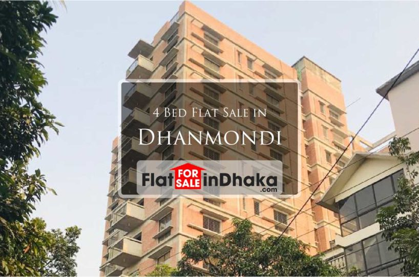 Flat Sale in Dhanmondi