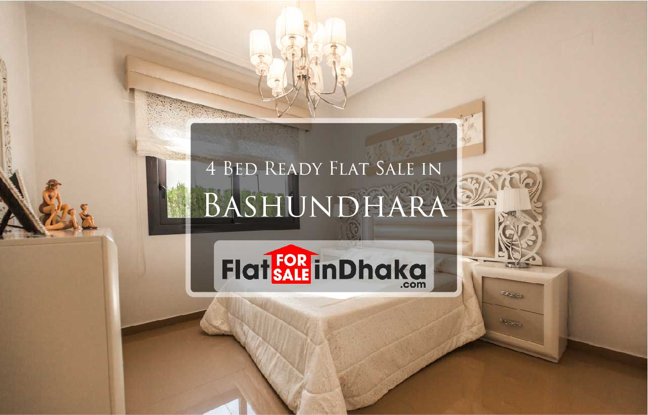 4 bed bashundhara flat