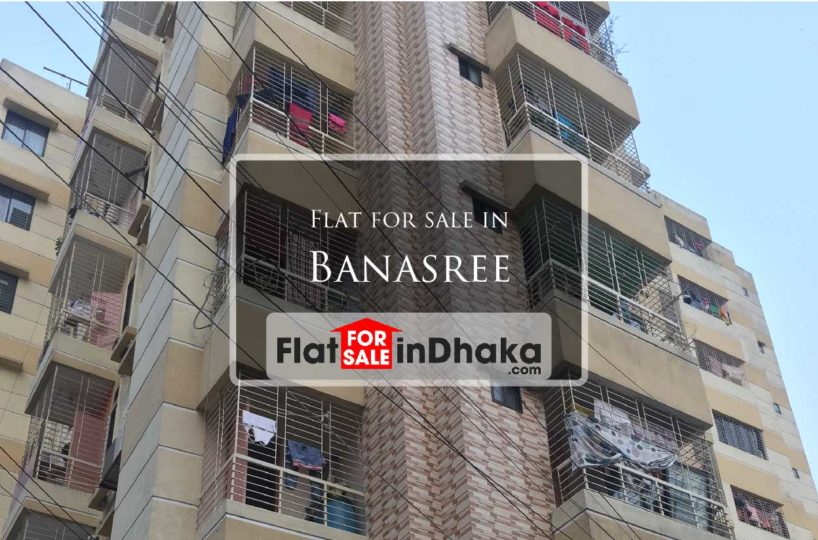 flat for sale in banasree