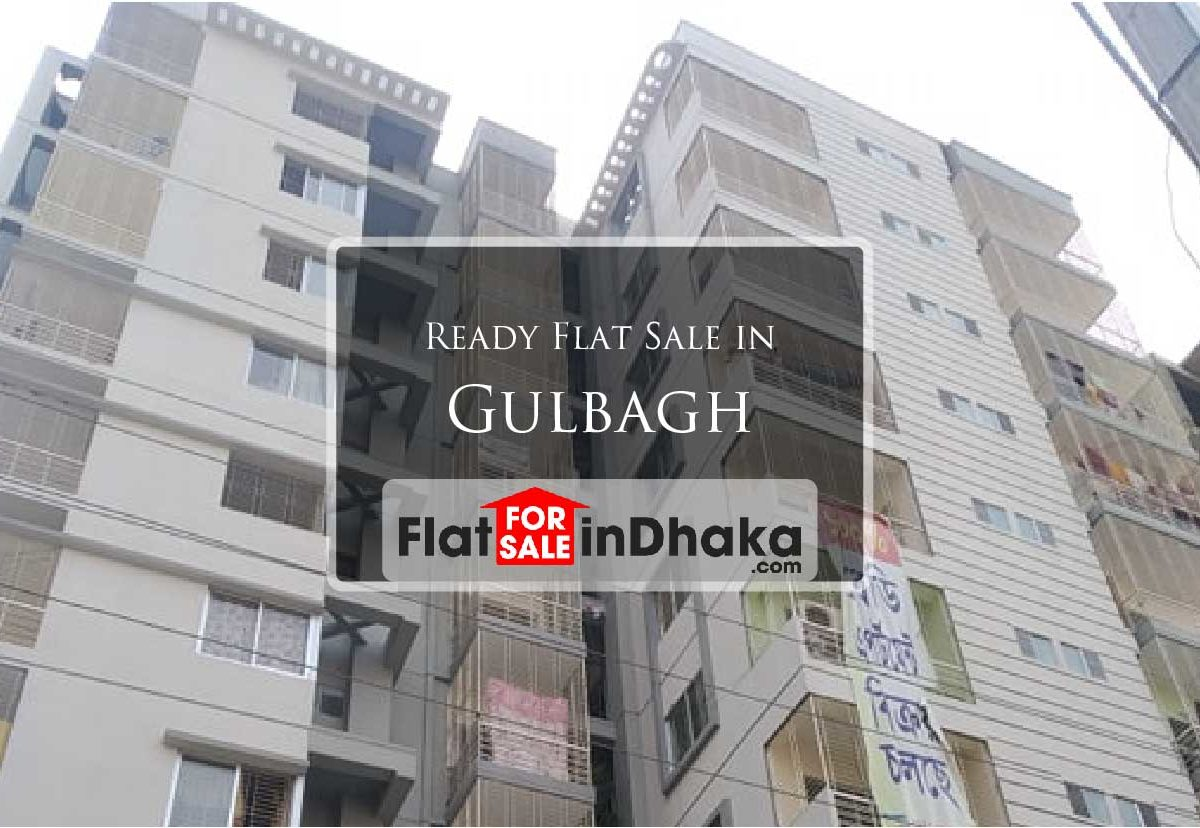 READY FLAT SALE IN MALIBAGH, GULBAG
