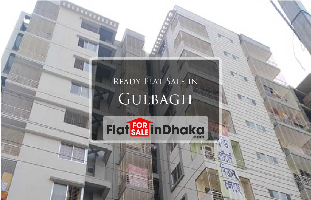 READY FLAT SALE IN MALIBAGH, GULBAGH