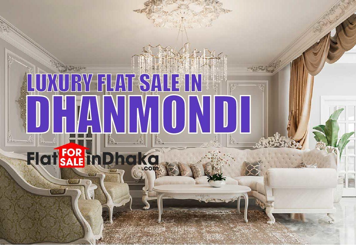 luxury flat sale in dhanmondi