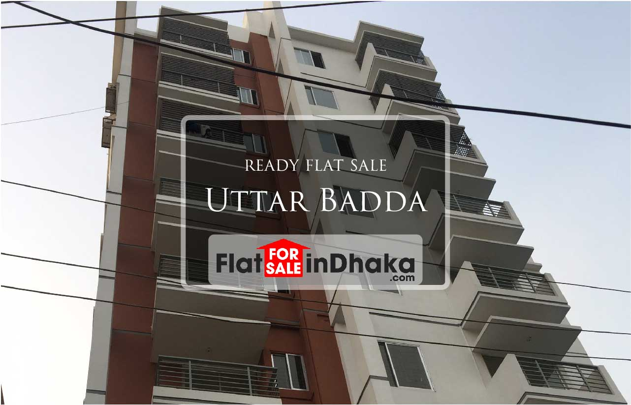 Ready Flat Sale Uttar Badda