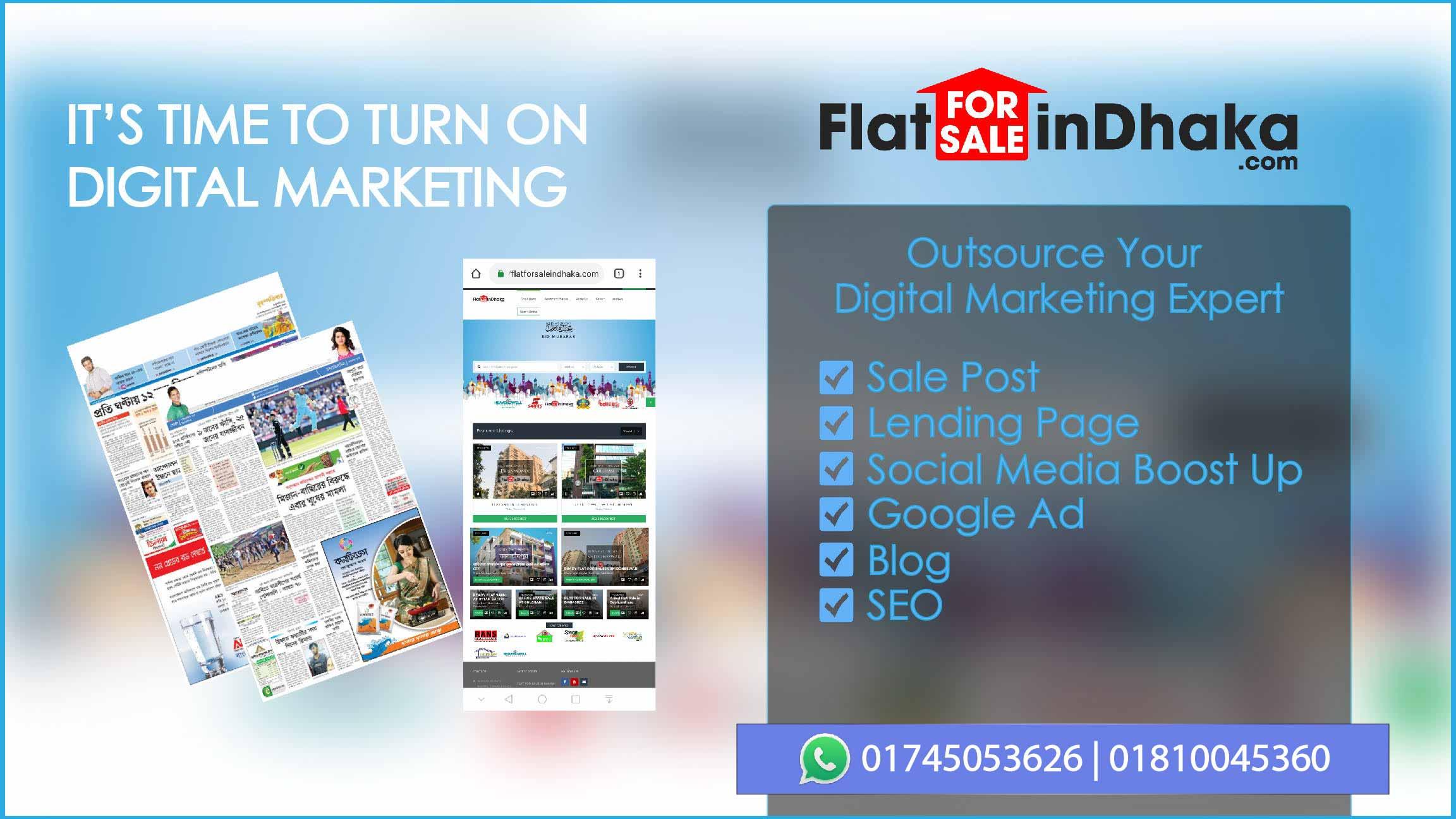 Digital Marketing Company in Bangladesh